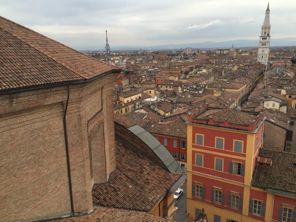 Consolidamento post sisma della Chiesa di San Domenico in Modena