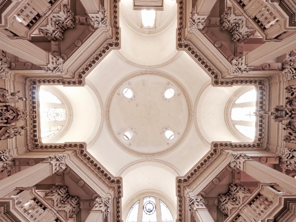 Consolidamento post sisma della chiesa di san Giorgio in Modena