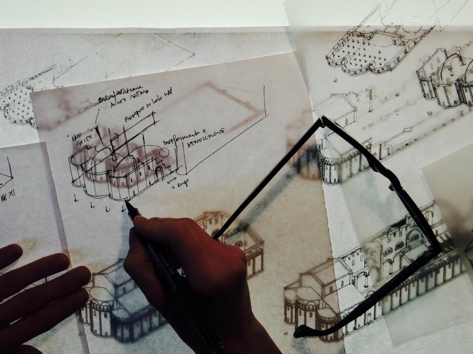 Nuove ipotesi sulle fasi costruttive del duomo di Modena