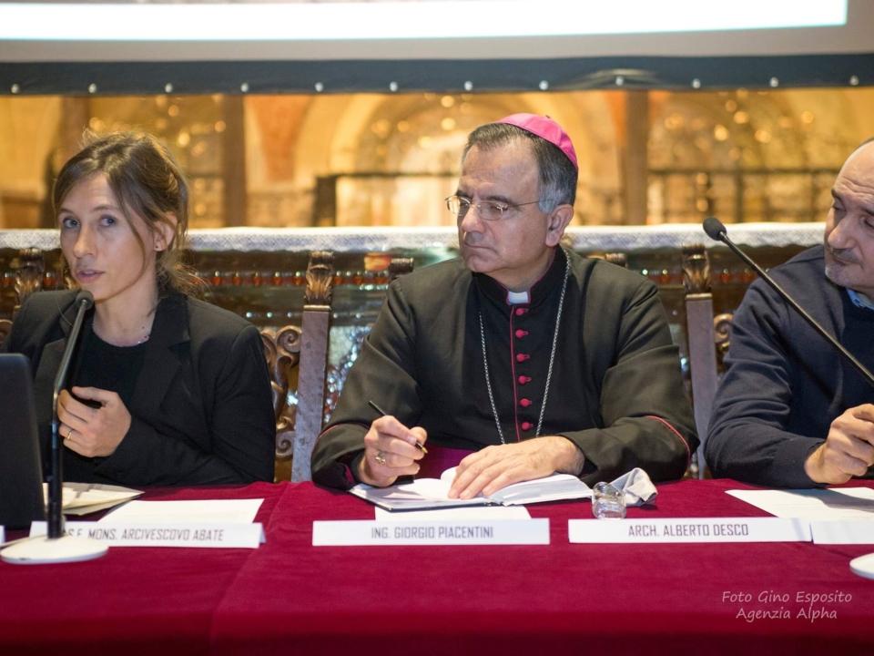 Duomo di Modena: presentazione dei lavori post-sisma
